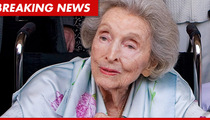 Dolores Hope -- Dead at 102