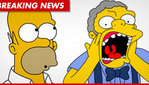 Homer Simpson Sells Home to Moe Szyslak for Lots of D'oh!
