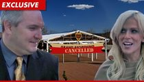 Michael Salahi Deals Blow to MS Charity