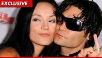 Corey Feldman's Playmate Ex-Wife: I WANT CHILD SUPPORT!