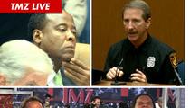 TMZ Live -- Paramedic Testifies in Dr. Conrad Murray Manslaughter Trial