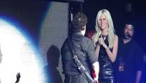 Michaele Salahi -- Serenaded by New Boyfriend on Her Birthday