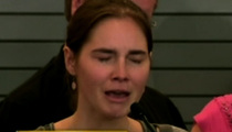 Amanda Knox SPEAKS -- Tearful Homecoming in Seattle