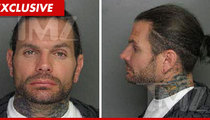 Wrestler Jeff Hardy -- Begins 10 Day Jail Sentence for Drug Conviction