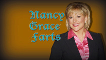 """Nancy Grace -- Convicted of Farting on """"Dancing with the Stars"""""""