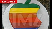 'Cake Boss' Bakes SWEET Memorial for Steve Jobs