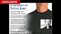 Turtleneck Company: We're Using Steve Jobs to Fight Cancer!