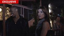 Elisabetta Canalis -- Rebounding with 'True Blood' Star???