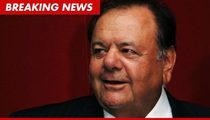 Paul Sorvino -- Hit By a Car in New York City
