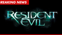 'Resident Evil 5' -- 16 Zombies Injured During Accident on Set