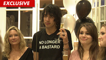 Gene Simmons' Son -- My Parents' Marriage Is Not a Sham