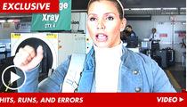 Charisma Carpenter  -- 'Buffy the Vampire Slayer' Star: Hit & Run Driver Wrecked My Car