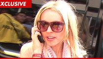 Lindsay Lohan Booted From Community Service Program
