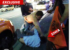 Shia LaBeouf Fight Video -- Pummeled to the Ground in Vancouver
