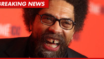 Cornel West Arrested in NY -- Disorderly Conduct