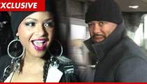Christina Milian & The Dream -- We Now Pronounce You Legally Divorced