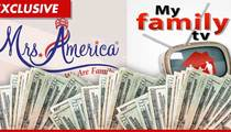 Mrs. America Pageant Sues -- We Gave You Our Women, Where's Our Money?