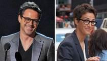 Robert Downey Jr. -- MSNBC Host?