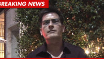 Charlie Sheen -- 'Anger Management' Show Picked Up by FX