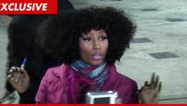 Nicki Minaj -- Big Fight At Minaj's House Over Maid