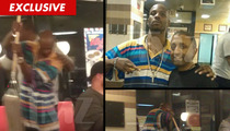 DMX -- Mopping Up Messes at Waffle House