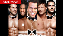 Chippendales to Kris Humphries: We Can Heal You