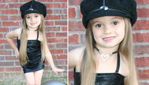 'Toddlers & Tiaras' Star -- From Baby Hooker Costume to Biker Vixen