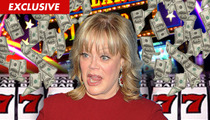 Candy Spelling -- I've Got a Nose for Loose Slots!