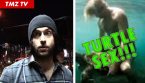 'Whitney' Star Chris D'Elia -- Let's Talk About (Turtle) Sex
