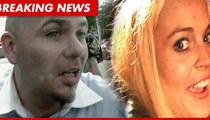 Pitbull SLAMS Lindsay Lohan -- You're Full of Crap!!!