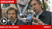 'Revenge of the Nerds' Stars -- Dweeb-Hunting for New TV Show