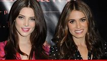 Ashley Greene vs. Nikki Reed: Who'd You Rather?
