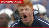 Mike McQueary -- I'm In Protective Custody, Double Fisting Booze