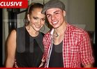 Jennifer Lopez -- First Photo with Dancer Boyfriend Casper Smart