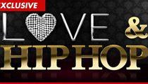 'Love & Hip Hop' Fights -- Glass BANNED from Set After Multiple Violent Brawls