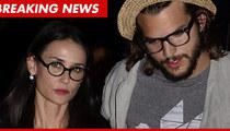 Demi Moore To Divorce Ashton Kutcher