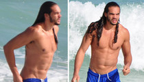 Joakim Noah -- NBA Lockout Is a Beach