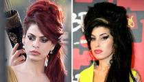 Eva Mendes -- The Amy Winehouse Makeover