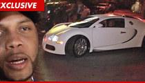 Flo Rida -- My Bugatti Stimulates the Economy
