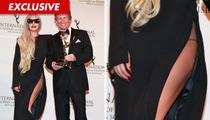 Lady Gaga Dress Designer: Butt Cheek Flashing Was a MISTAKE