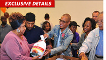 T.I. Goes Cold Turkey for Charity