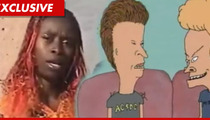 'It's So Cold In The D' -- Rapper T-Baby GRATEFUL for 'Beavis & Butt-Head'
