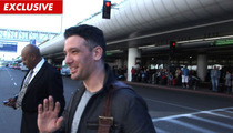 JC Chasez -- Sorry, No NSYNC Reunion ... EVER!