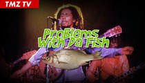 Bob Marley -- In a Fishy Situation from Beyond the Grave