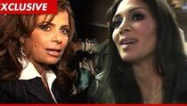 'X-Factor' Judges Paula Abdul & Nicole Scherzinger -- Targeted by Death Threats After Voting Off Drew