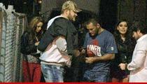 UFC Badass Dan Henderson -- Pulling Chicks with Brad Penny