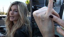 Marisa Miller: I Nearly Sawed Off My Finger