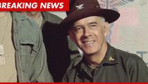 M*A*S*H Star Harry Morgan Dies -- Dead at 96
