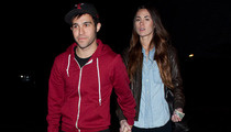 Pete Wentz -- Out with the Old, In with the New GF Meagan Camper