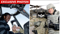 Vince McMahon -- Stealth Helicopter Drop in Afghanistan